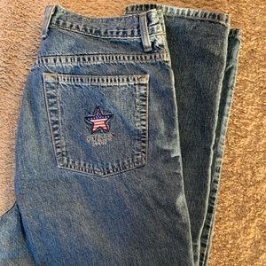 Guess high-waisted jeans